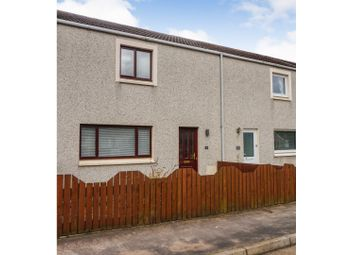 Thumbnail 2 bed terraced house for sale in Castlehill Road, Fochabers