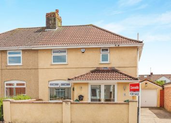 Thumbnail 3 bed semi-detached house for sale in Gores Marsh Road, Ashton, Bristol