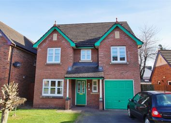 Thumbnail 5 bed detached house for sale in Pennine View, Parkland Village, Carlisle, Cumbria