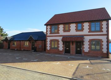 Thumbnail 2 bedroom semi-detached house for sale in Water Lane, Mundesley, Norwich