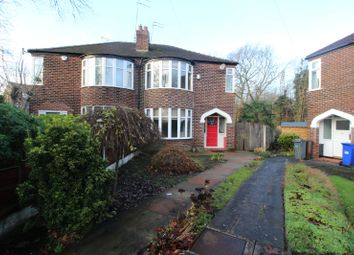 3 bed semi-detached house for sale in Kingsway, Manchester Didsbury, Greater Manchester M20