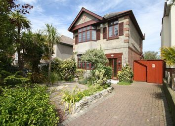 Thumbnail 3 bedroom detached house for sale in Whitecliff, Poole, Dorset