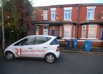 Thumbnail Room to rent in Fairbank Avenue, Rusholme, Manchester