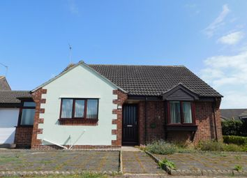 Thumbnail 3 bed detached bungalow for sale in Kipling Close, Kessingland, Lowestoft