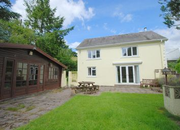 Thumbnail 3 bed farmhouse for sale in Cygnhordy, Carmarthenshire
