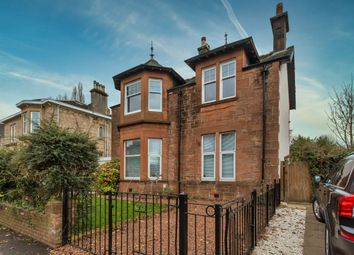 Thumbnail 2 bed flat for sale in 23A, Greenlaw Drive, Paisley