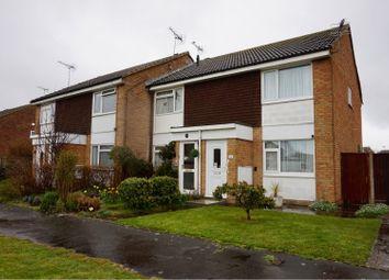Thumbnail 2 bed end terrace house for sale in Heron Close, Bognor Regis