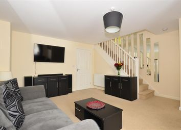 Thumbnail 3 bed terraced house for sale in Bewick Walk, Iwade, Sittingbourne, Kent