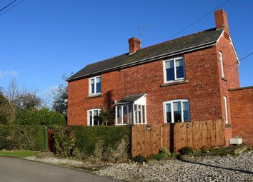Thumbnail 3 bed detached house for sale in Garners Lane, Whixall, Whitchurch