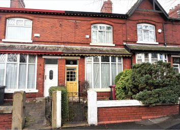 Thumbnail 3 bed terraced house for sale in The Croft, Blackburn