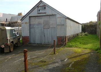 Thumbnail Property for sale in Garage And Plot, Brodog Lane, Fishguard, Pembrokeshire