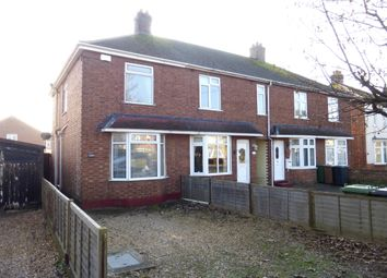 Thumbnail 2 bed end terrace house for sale in Travellers Site, Oxney Road, Peterborough