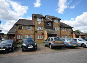 Thumbnail 1 bed flat to rent in Kingfisher Way, London