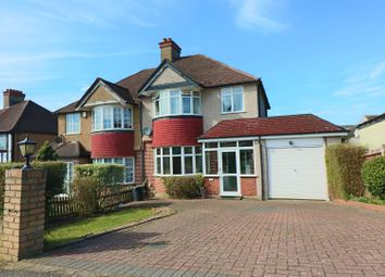 Thumbnail 3 bed semi-detached house for sale in Potter Street, Northwood