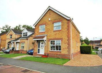 Thumbnail 4 bed detached house to rent in Baker Crescent, Lincoln