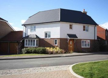 Thumbnail 4 bed link-detached house to rent in Breakspear Gardens, Beare Green, Dorking