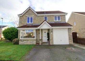 Thumbnail 4 bed detached house for sale in Mameulah Court, Newmachar, Aberdeen