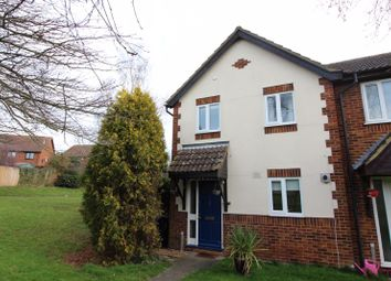 Thumbnail 3 bed end terrace house to rent in Kite Close, Hartford, Huntingdon