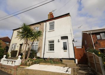 Thumbnail 2 bed end terrace house to rent in Brick Cottages, Wharf Road, Fobbing, Essex
