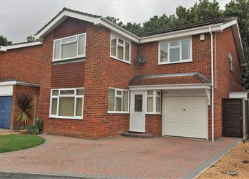 Thumbnail 4 bed detached house for sale in The Causeway, Fareham