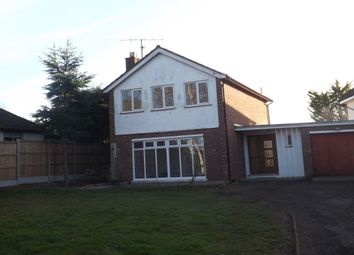 Thumbnail 4 bed property to rent in Kimbolton Road, Bedford