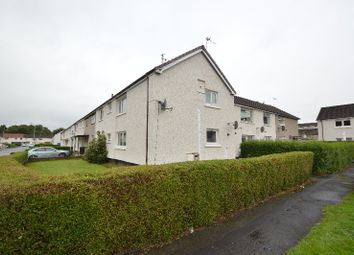 Thumbnail 2 bed flat for sale in Hunter Drive, Irvine, North Ayrshire
