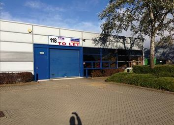 Thumbnail Warehouse to let in 118 Tanners Drive, Blakelands, Milton Keynes, Buckinghamshire