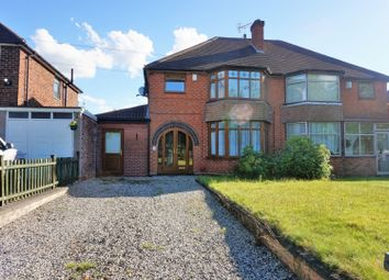 Thumbnail 3 bed semi-detached house for sale in Chester Road, Birmingham