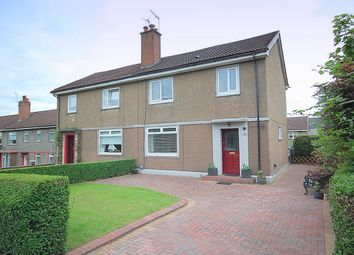Thumbnail 3 bed semi-detached house for sale in Mountblow Road, Clydebank