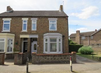 Thumbnail 2 bed semi-detached house for sale in West End, Whittlesey, Peterborough