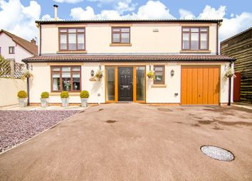 Thumbnail 5 bed detached house for sale in Cross Farm Close, Aylburton, Lydney