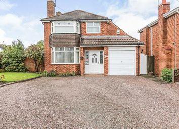 Thumbnail 3 bed detached house for sale in Cooks Lane, Kingshurst, Birmingham, West Midlands