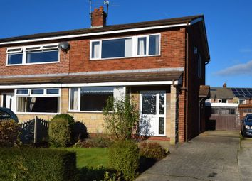 Thumbnail 3 bed semi-detached house for sale in Oban Crescent, Ribbleton, Preston