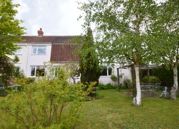 Thumbnail 3 bed semi-detached house for sale in Brookside, Poslingford, Sudbury