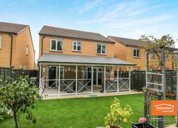 Thumbnail 4 bedroom detached house for sale in Sandpiper Close, Brownhills, Walsall