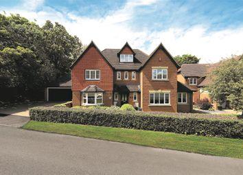 Thumbnail 5 bed detached house for sale in Goughs Lane, Bracknell, Berkshire