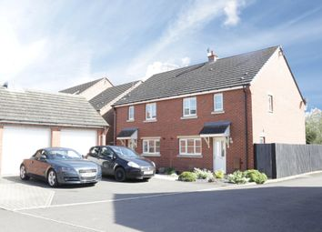 Thumbnail 3 bed semi-detached house to rent in Galanos, Long Itchington, Southam