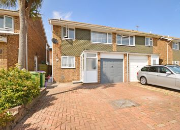 3 bed semi-detached house for sale in Grasmere Gardens, Folkestone CT19