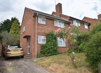 Thumbnail 3 bed semi-detached house for sale in Wharrington Hill, Redditch
