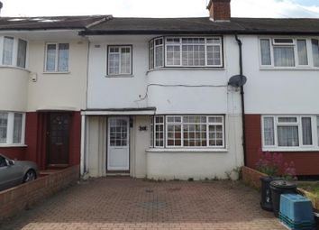 Thumbnail 4 bedroom terraced house to rent in Rowan Crescent, Streatham Vale