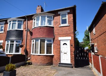Thumbnail 3 bed semi-detached house for sale in Wensleydale Road, Scawsby, Doncaster