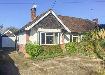 Thumbnail 2 bed semi-detached bungalow for sale in Lower Station Road, Billingshurst, West Sussex