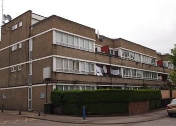 Thumbnail 4 bed flat to rent in Shalfleet Drive, London