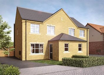 Thumbnail 3 bed property for sale in Thew Warwick, Bentley Court, Bottesford
