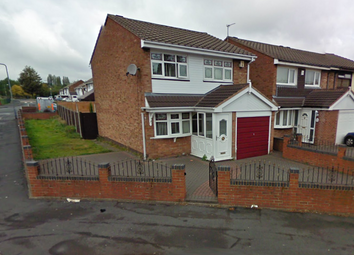 Thumbnail 3 bed detached house to rent in Henn Drive, Tipton