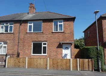 Thumbnail 3 bed semi-detached house to rent in Nelson Street, Retford