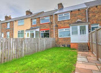 Thumbnail 2 bed terraced house for sale in Elliot Street, Sacriston, Durham