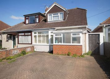 Thumbnail 4 bed semi-detached bungalow for sale in Bayly Avenue, Portchester, Fareham