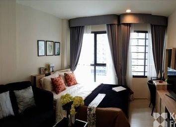 Thumbnail 1 bed apartment for sale in Rhythm Asoke, Having Space 23 Sqm. With Fully Furnished