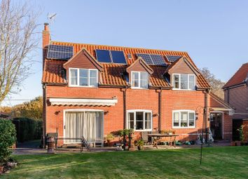 4 bed detached house for sale in The Causeway, Hickling, Norfolk NR12